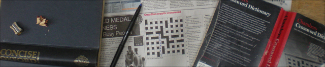Guardian crossword